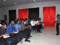 prison officer training